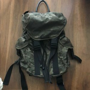 Kendall + Kylie Camo Backpack
